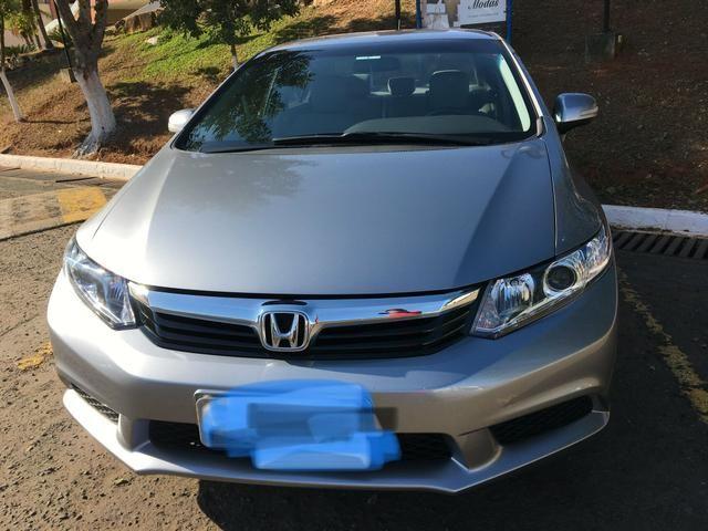 Honda Civic LXL 12/12 único dono