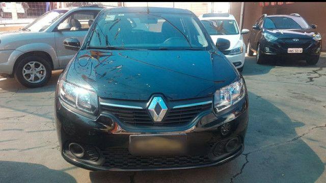 Renault sandero 2016 completo PARCELADO NO BOLETO