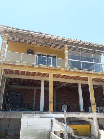 Ampla casa nova e totalmente independente com deslumbrante vista da Lagoa - Foto 3