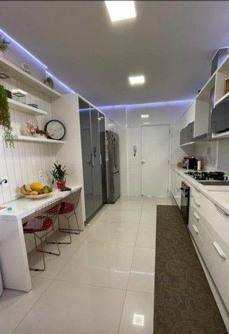 Apartamento para venda possui 182m2 4 suítes Jd das Américas - Foto 10