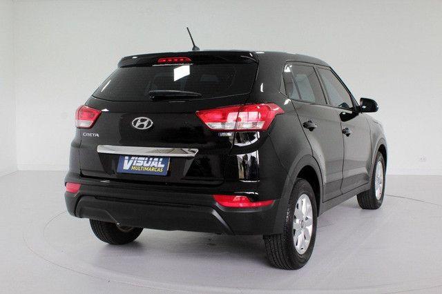 Hyundai Creta 1.6 ACTION Flex Aut. 6M - 2021<br><br> - Foto 17