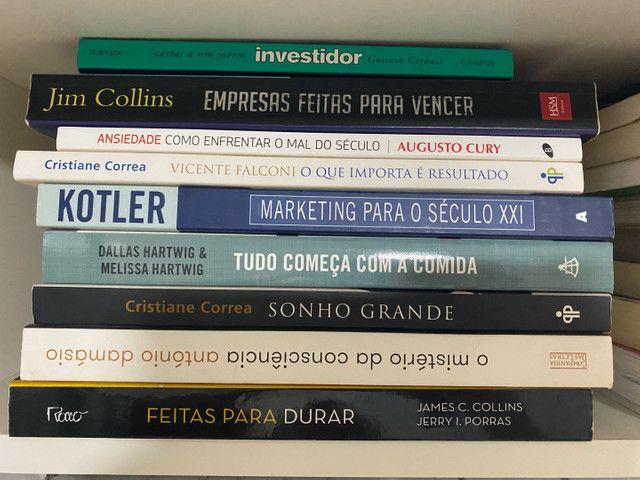 Livros (VEJA FOTOS) - Foto 3