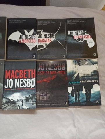 Coleção Jo Nesbo - Foto 3