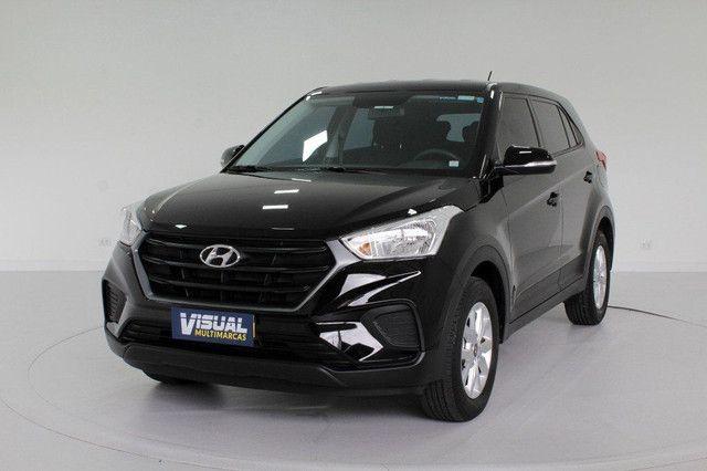 Hyundai Creta 1.6 ACTION Flex Aut. 6M - 2021<br><br> - Foto 14