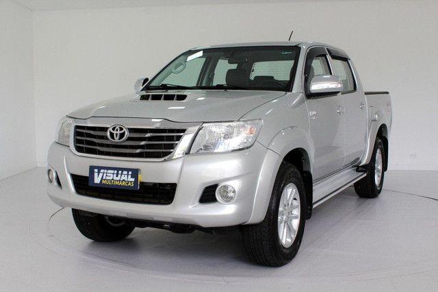 Toyota Hilux SRV turbo diesel 4x4 aut.