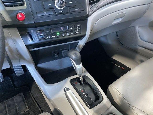 Honda CIVIC Civic Sedan LXR 2.0 Flexone 16V Aut. 4p - Foto 7