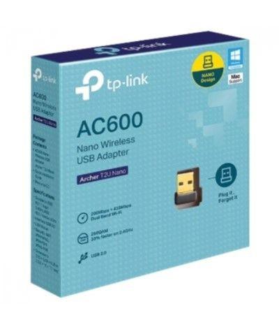 Adaptador wireless USB Dual band T2U TP link 600mbps
