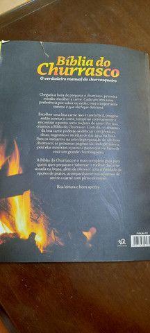 Bíblia do churrasco  - Foto 2