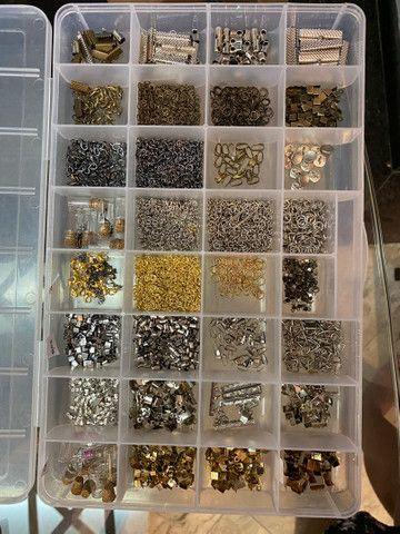 Peças para montagem de bijuterias - Foto 2