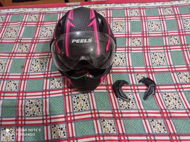 Capacete peels jaqueta para motociclista - Foto 3