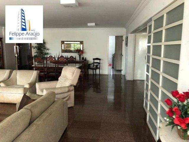 Apartamento com 4 dormitórios à venda, 251 m² por R$ 820.000,00 - Meireles - Fortaleza/CE - Foto 6