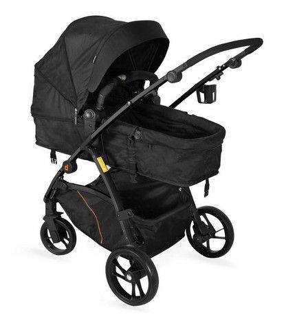 Carrinho 3 EM 1 - Maly Dzieco com bebê conforto e base - Foto 3