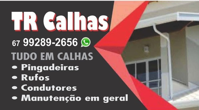 TR Calhas