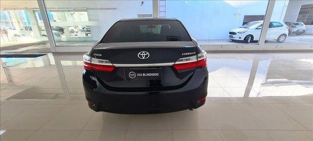 Toyota Corolla 1.8 gli upper 16v flex 4p automático - Foto 14