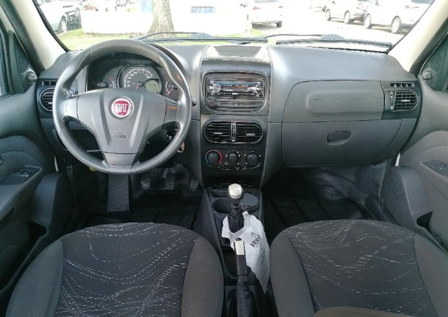 Siena EL 1.0 8V Flex 2014 - Foto 12