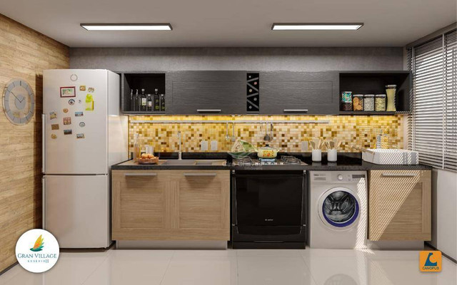 Apartamento à venda, 49 m² por R$ 169.735,00 - Centro - Eusébio/CE - Foto 18