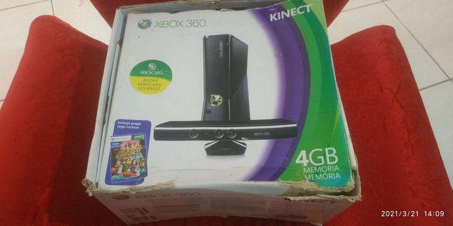 Xbox 360 e Kinect