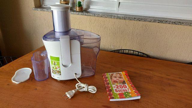Máquina de suco, juicer walita. - Foto 3