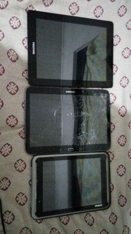 Lote de tablet para arrumar ou tirar pecas - Foto 4