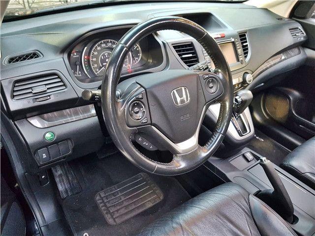 Honda Crv 2012 2.0 exl 4x4 16v gasolina 4p automático - Foto 9