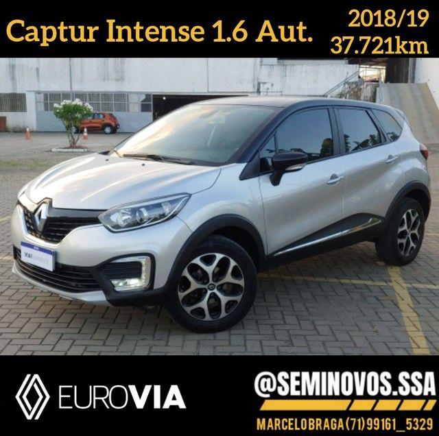 Captur Intense 1.6 CVT 2018/19 - Marcelo Braga