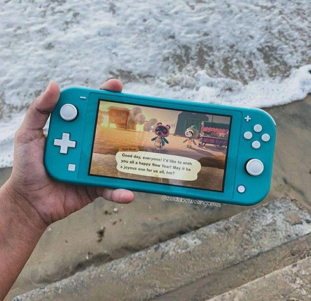 Nintendo Switch lite novo lacrado! Promoção - Foto 2