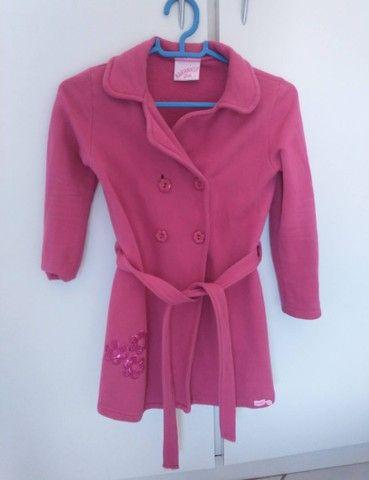 Sobretudo infantil (casaco) - Foto 2