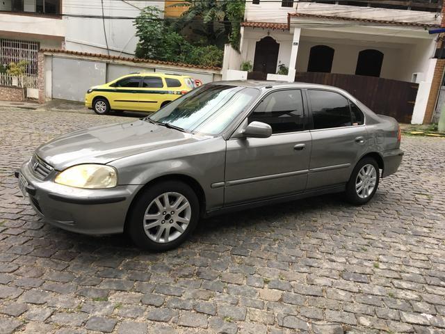 Honda Civic Lx 2000