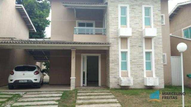 Casa residencial para venda e locação, Coaçu, Eusébio - CA1770.