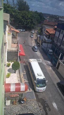 Apartamento residencial à venda, IAPI, Salvador.