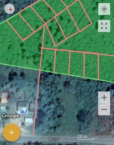Vendo terrenos no Jacamim