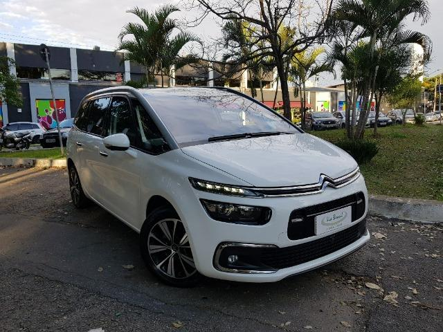 citroen grand c4 picasso intensive 1 6 tb aut 2018 494787230 olx. Black Bedroom Furniture Sets. Home Design Ideas