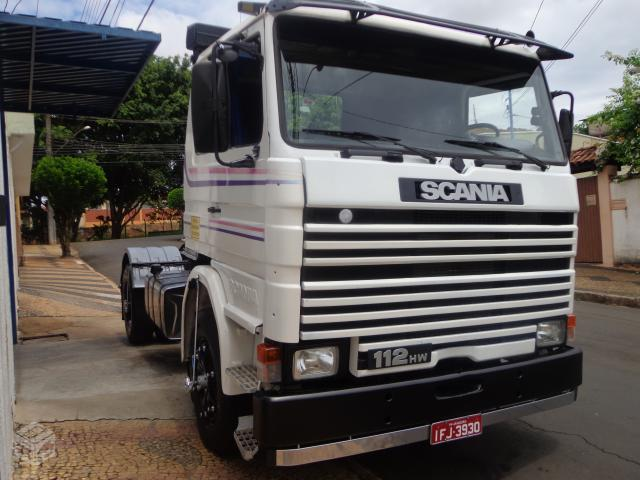 SCANIA 112 FRONTAL HS