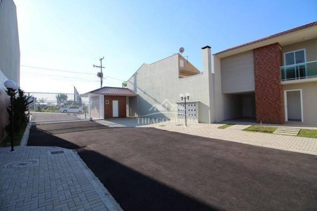 Sobrado com 3 dormitórios à venda, 134 m² por r$ 520.000,00 - cruzeiro - são josé dos pinh - Foto 18