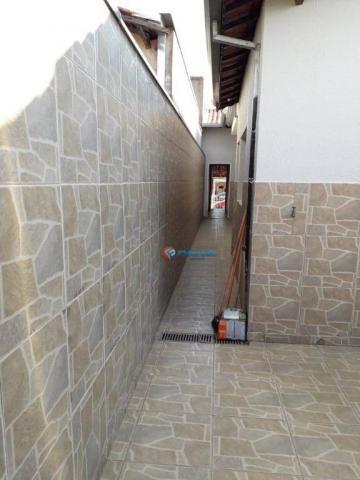 Casa com 3 dormitórios à venda, 200 m² por r$ 430.000,00 - jardim santa esmeralda - hortol - Foto 13