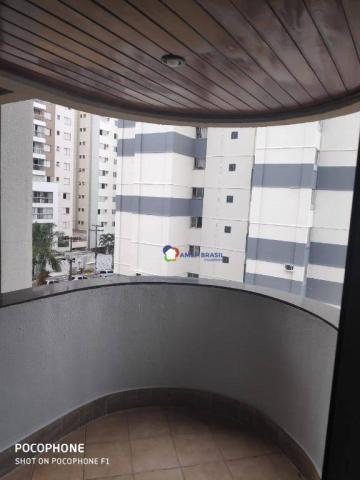 Apartamento com 4 dormitórios à venda, 270 m² por r$ 880.000,00 - setor bueno - goiânia/go - Foto 7