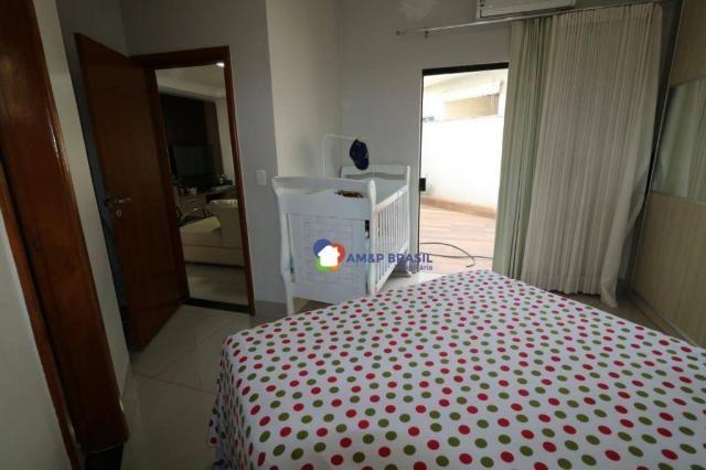 Sobrado com 4 dormitórios à venda, 380 m² por R$ 1.600.000,00 - Residencial Granville - Go - Foto 5