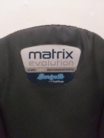 Cadeira para carro Burigotto Matrix Evolution
