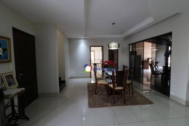 Sobrado com 4 dormitórios à venda, 380 m² por R$ 1.600.000,00 - Residencial Granville - Go - Foto 3