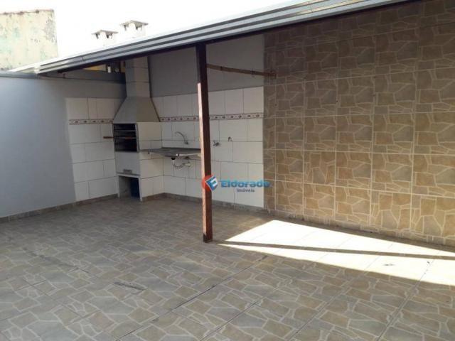 Casa com 3 dormitórios à venda, 200 m² por r$ 430.000,00 - jardim santa esmeralda - hortol - Foto 5