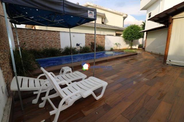 Sobrado com 4 dormitórios à venda, 380 m² por R$ 1.600.000,00 - Residencial Granville - Go - Foto 18