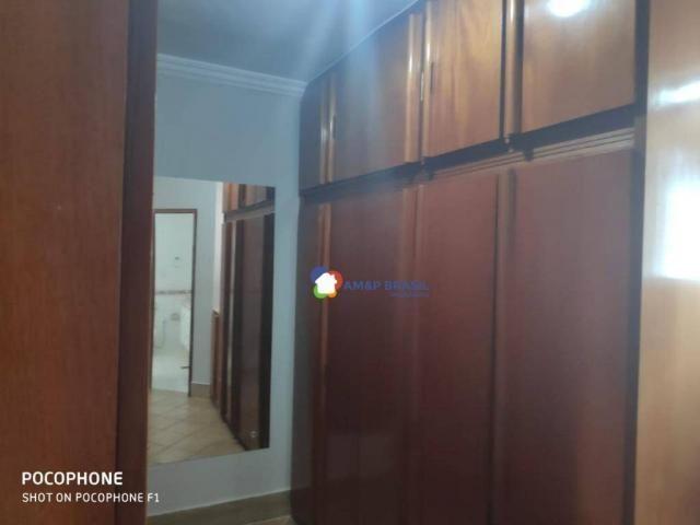 Apartamento com 4 dormitórios à venda, 270 m² por r$ 880.000,00 - setor bueno - goiânia/go - Foto 17