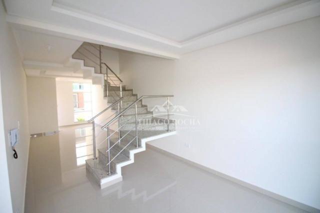 Sobrado com 3 dormitórios à venda, 134 m² por r$ 520.000,00 - cruzeiro - são josé dos pinh - Foto 2