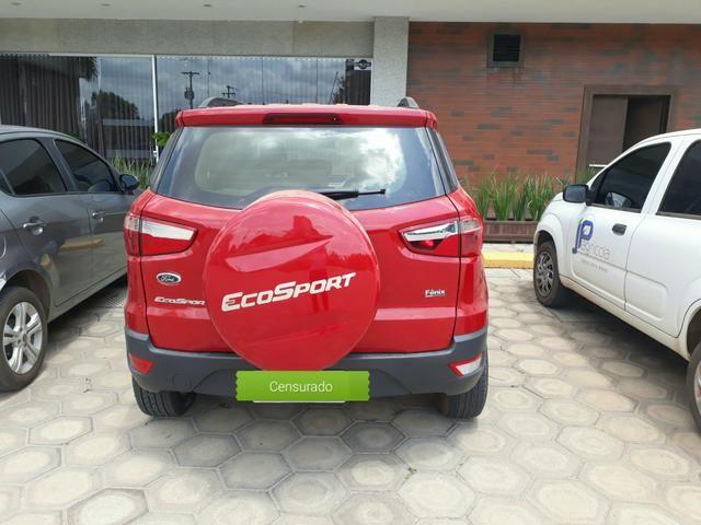 Vendo Ecosport 1.6 Modelo 2015 - Foto 4
