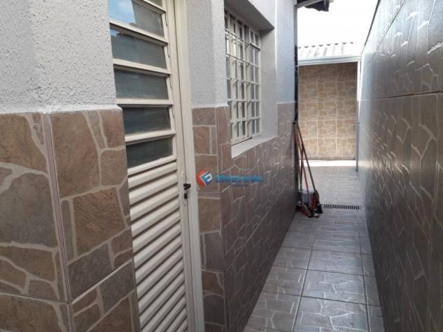 Casa com 3 dormitórios à venda, 200 m² por r$ 430.000,00 - jardim santa esmeralda - hortol - Foto 6