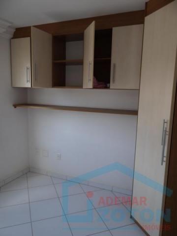 Apartamento para locação em cariacica, dom bosco, 2 dormitórios, 1 banheiro, 1 vaga - Foto 4