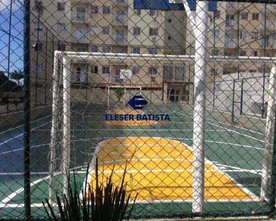 Apartamento à venda com 3 dormitórios em Villaggio limoeiro, Serra cod:AP00224 - Foto 11