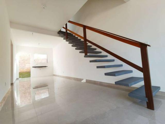 Casa 3/4 2 suítes ampla com espaço gourmet abrantes 325 mil - Foto 10