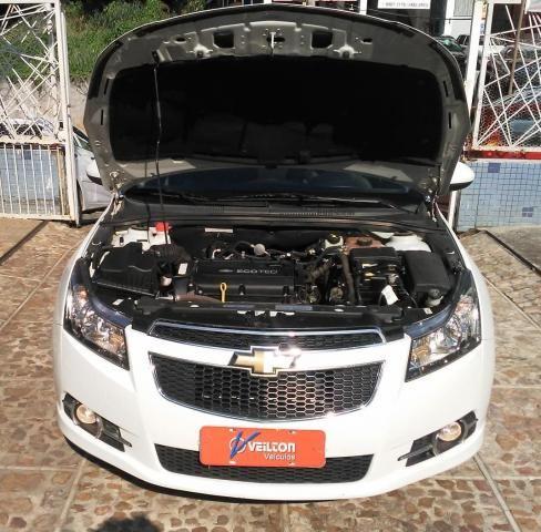 Chevrolet Cruze 2014 1.8 LTZ Sport Hatch Automatico Branco Teto - Foto 8