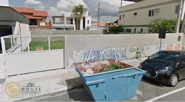 Terreno 270 m² locação centro perto da terceira avª para food truck, estacionamento lavaçã